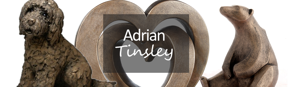 Adrian Tinsley Sculptures