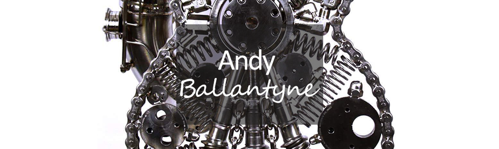 Andy Ballantyne Sculptures