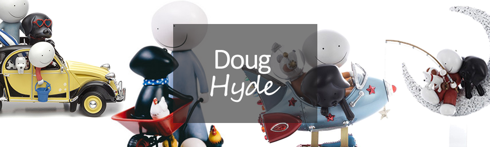 Doug Hyde Sculptures